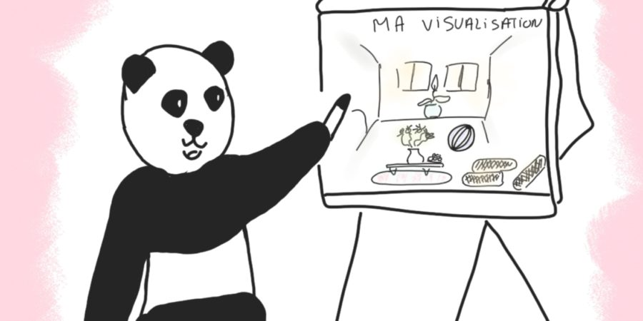 panda visualise